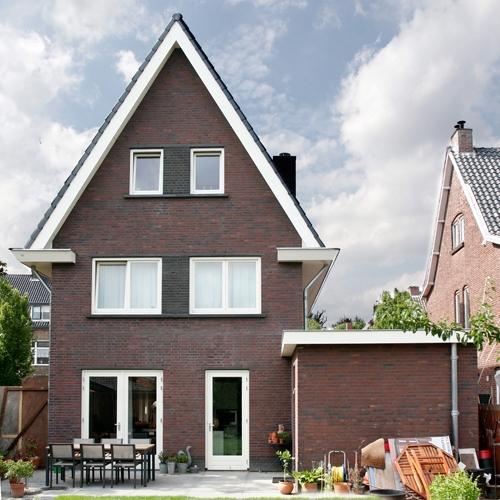 Nieuwbouw jaren 30 stijl Breda » Nieuwbouw projecten Breda ...
